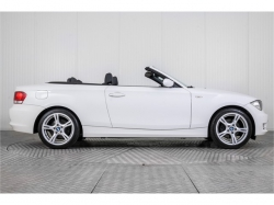 BMW 1 Serie Cabrio 120i Automaat thumbnail 24