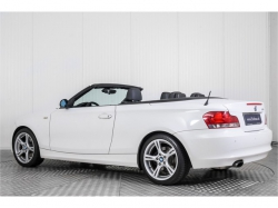 BMW 1 Serie Cabrio 120i Automaat thumbnail 9