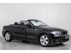 BMW 1 Serie Cabrio 120i Automaat thumbnail 3
