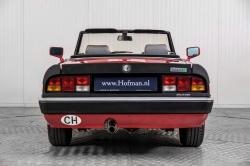 Alfa Romeo Spider 2.0 QV quadrifoglio verde slechts 75.000 KM! thumbnail 13