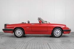 Alfa Romeo Spider 2.0 QV quadrifoglio verde slechts 75.000 KM! thumbnail 16