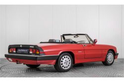 Alfa Romeo Spider 2.0 QV quadrifoglio verde slechts 75.000 KM! thumbnail 2