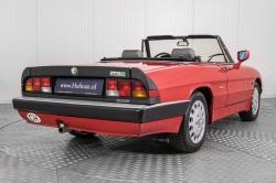 Alfa Romeo Spider 2.0 QV quadrifoglio verde slechts 75.000 KM! thumbnail 24