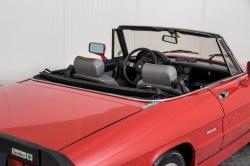 Alfa Romeo Spider 2.0 QV quadrifoglio verde slechts 75.000 KM! thumbnail 36