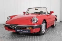 Alfa Romeo Spider 2.0 QV quadrifoglio verde slechts 75.000 KM! thumbnail 37
