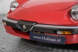 Alfa Romeo Spider 2.0 QV quadrifoglio verde slechts 75.000 KM! thumbnail 41