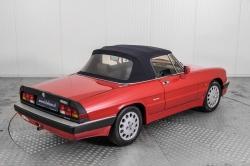 Alfa Romeo Spider 2.0 QV quadrifoglio verde slechts 75.000 KM! thumbnail 52