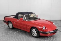 Alfa Romeo Spider 2.0 QV quadrifoglio verde slechts 75.000 KM! thumbnail 53
