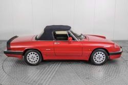 Alfa Romeo Spider 2.0 QV quadrifoglio verde slechts 75.000 KM! thumbnail 57