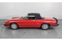 Alfa Romeo Spider 2.0 QV quadrifoglio verde slechts 75.000 KM! thumbnail 59