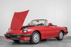 Alfa Romeo Spider 2.0 QV quadrifoglio verde slechts 75.000 KM! thumbnail 61