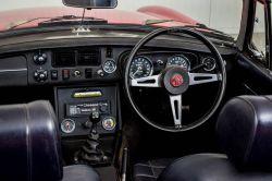 MG B MGB Roadster thumbnail 50