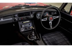 MG B MGB Roadster thumbnail 6