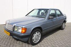 Mercedes-Benz 190 2.5 D thumbnail 1