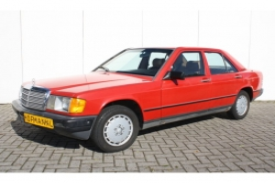 Mercedes-Benz 190 2.2 D thumbnail 3