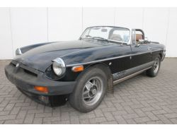 MG B MGB Roadster Limited Edition - Overdrive thumbnail 1