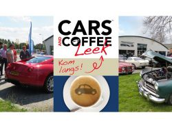 Cars And Coffee Leek, Groningen 13-07-2019  thumbnail 1