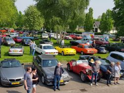 Cars And Coffee Leek, Groningen 13-07-2019  thumbnail 2