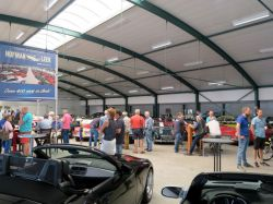 Cars And Coffee Leek, Groningen 13-07-2019  thumbnail 3