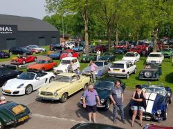 Cars And Coffee Leek, Groningen 13-07-2019  thumbnail 7