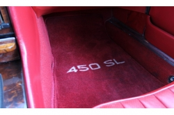 Mercedes-Benz SL-Klasse 450 SL roadster thumbnail 9